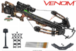 Tenpoint Venom Crossbow Full Package - FREE TARGET & FREE UK SHIPPING!